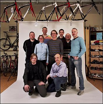Das Team 2010