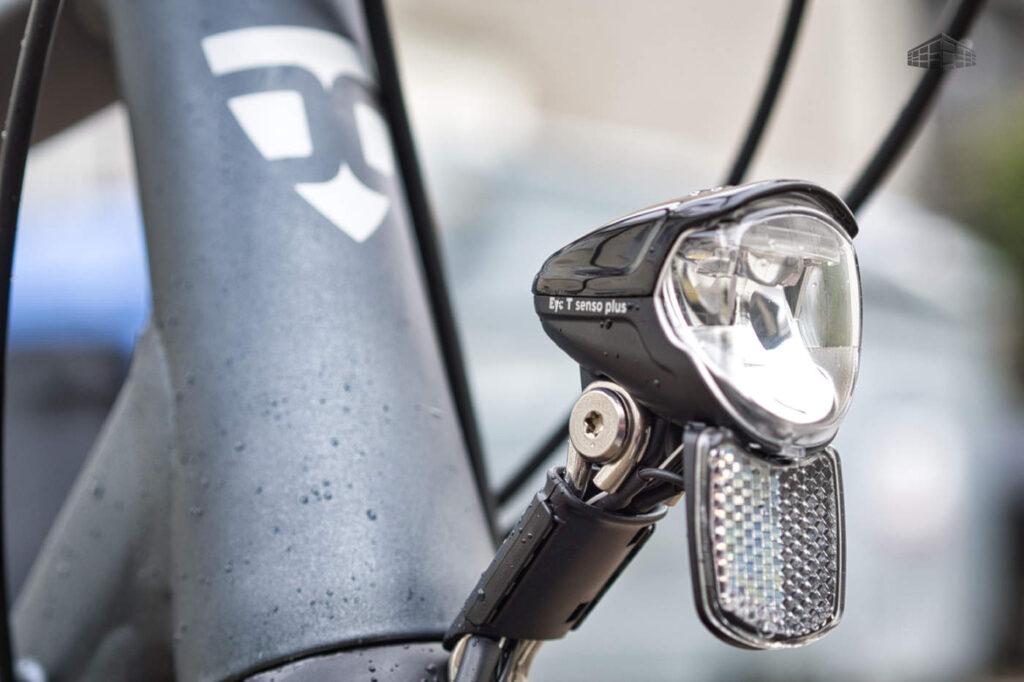Contoura AL-14 Fahrrad-Beleuchtung