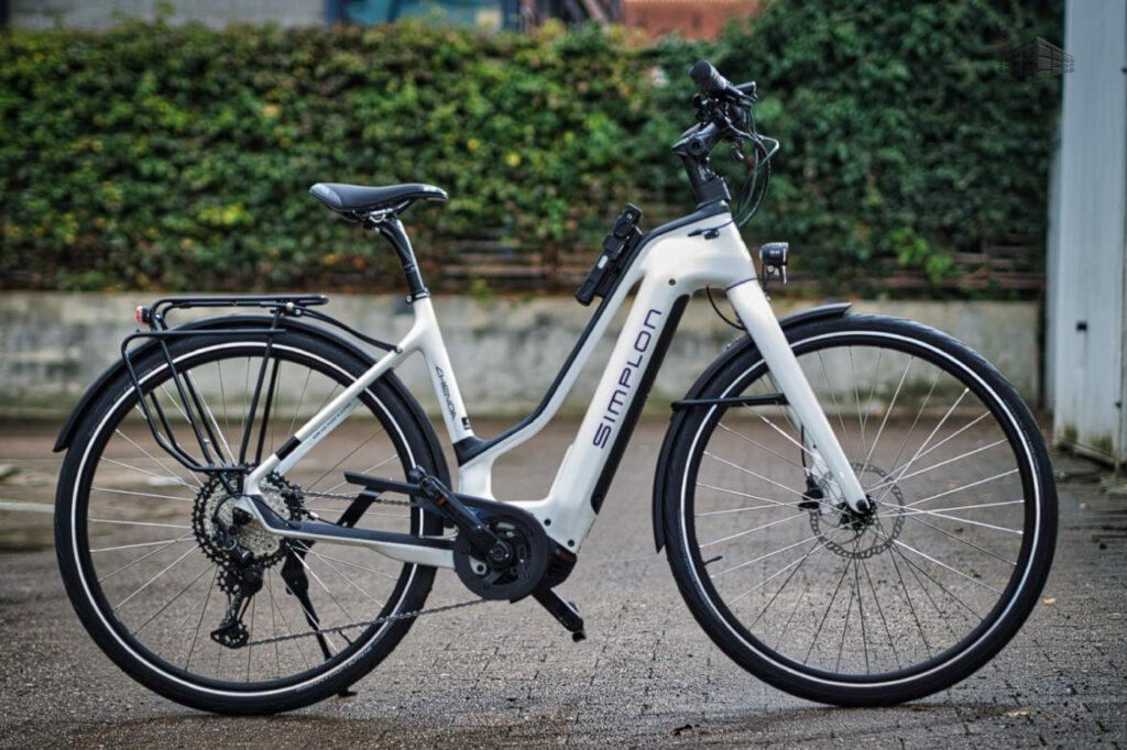 Simplon Chenoa Bosch CX E-Bike