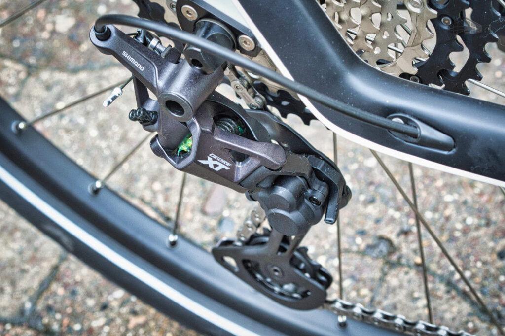 Simplon Chenoa Bosch CX - Shimano XT Schaltwerk