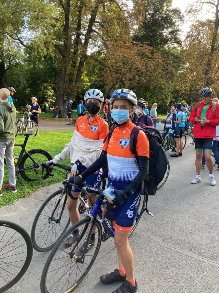 Cycling Tour Halle - Magedeburg