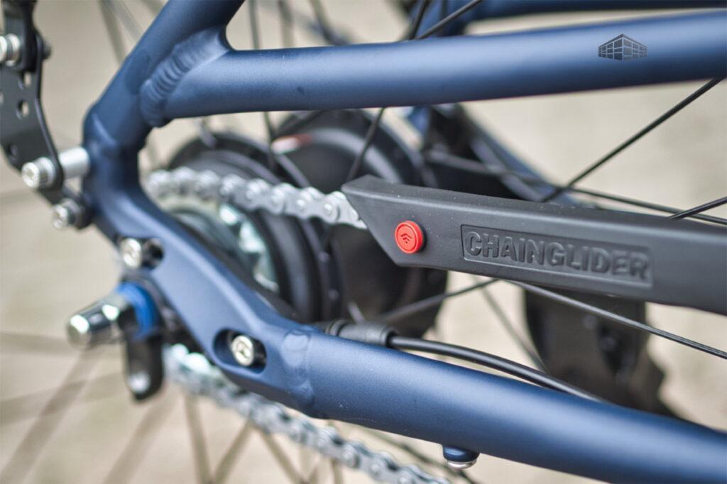 City-Bike Contoura AL-2 Kettenschutz