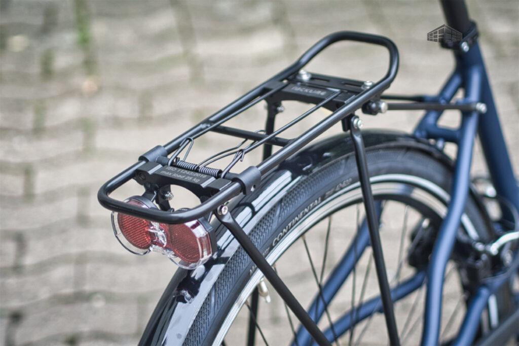 City-Bike Contoura AL-2 Racktime Gepäckträger