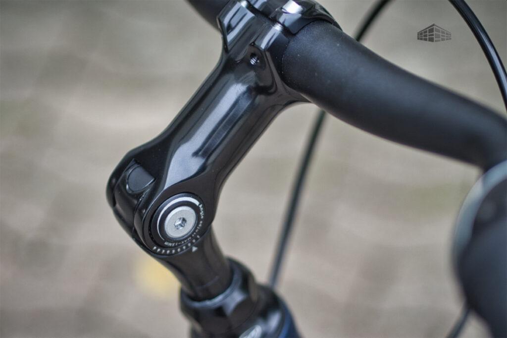 City-Bike Contoura AL-2 verstellbarer Vorbau