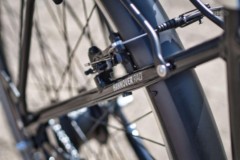 Hannoverrad Easy Bremse hinten