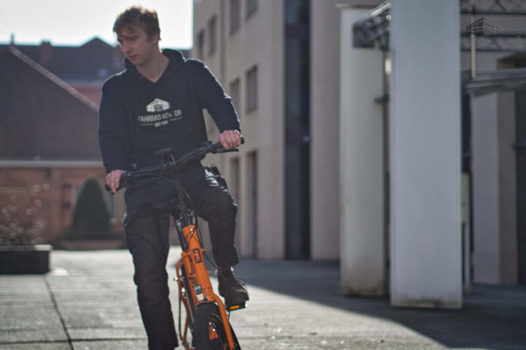 i:SY kompaktes E-Bike