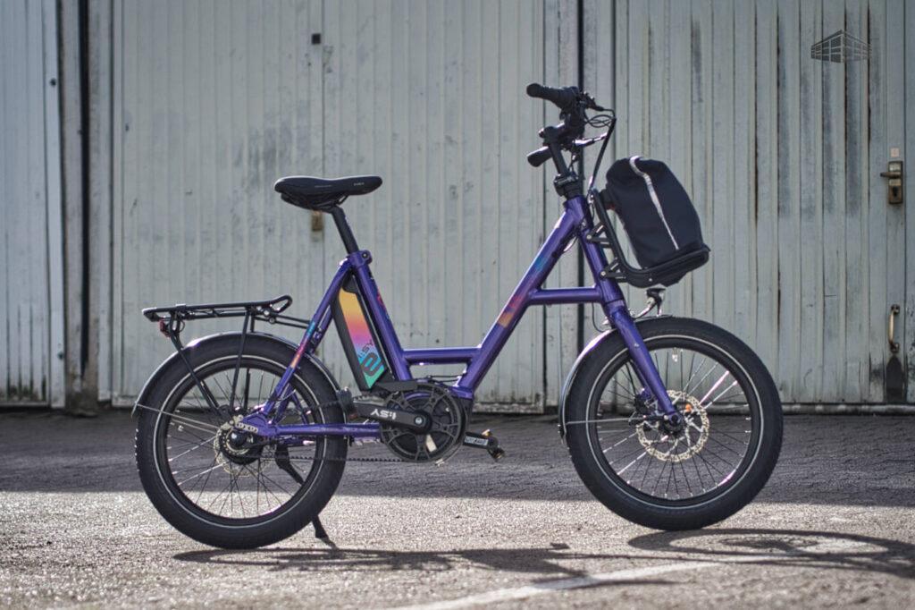 I:SY COmpakt E-Bike