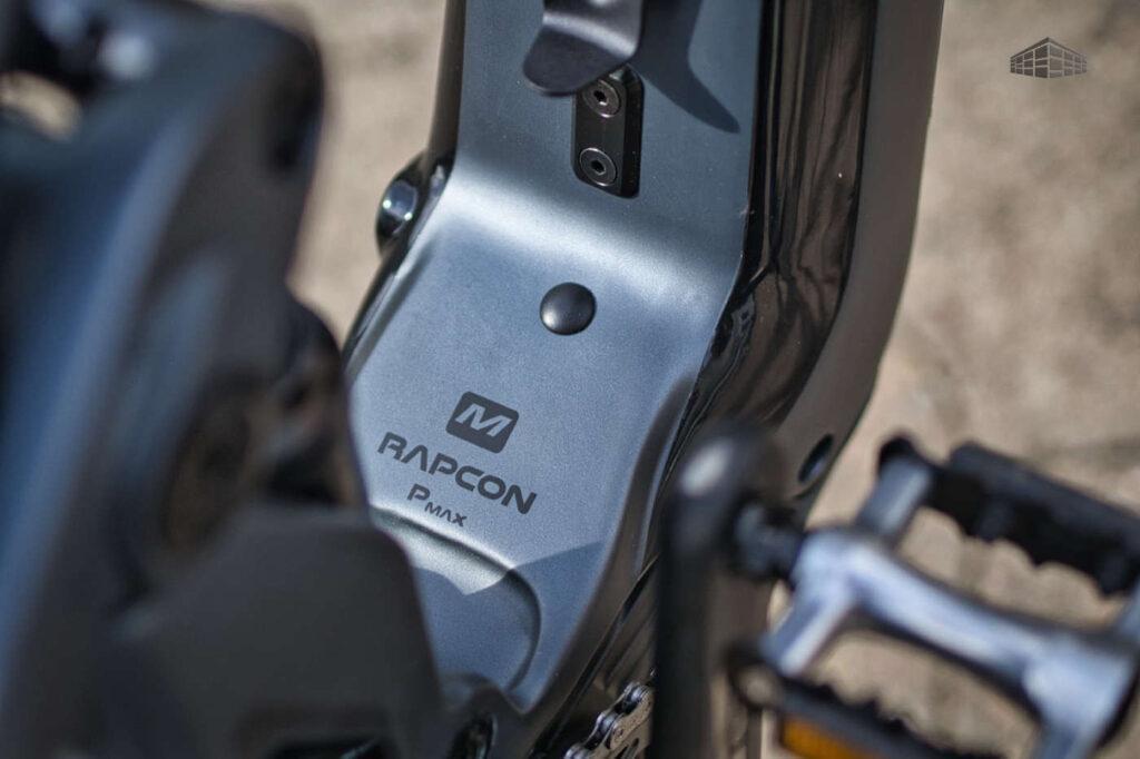 Simplon Rapcon MAXP - Carbon Rahmen Dekor