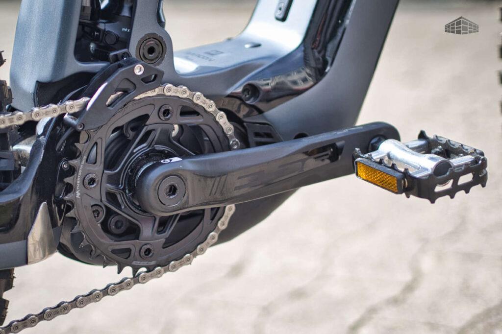 Simplon Rapcon MAXP - Bosch CX Motor mit Belüftung