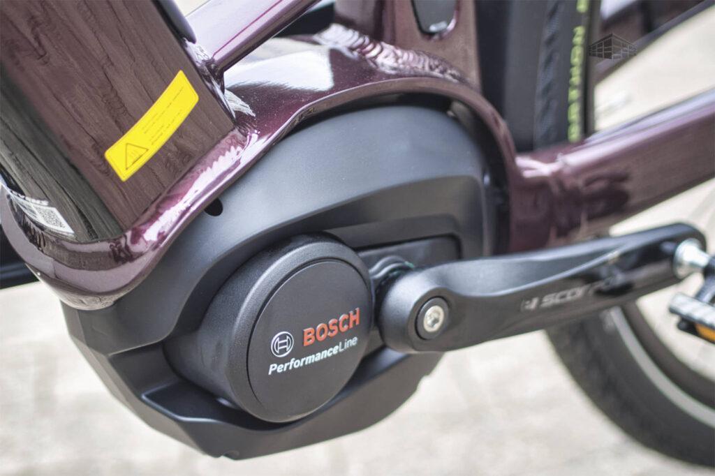 Stevens E-Triton PT6 - Motor Bosch G3 Performance Line Cruise
