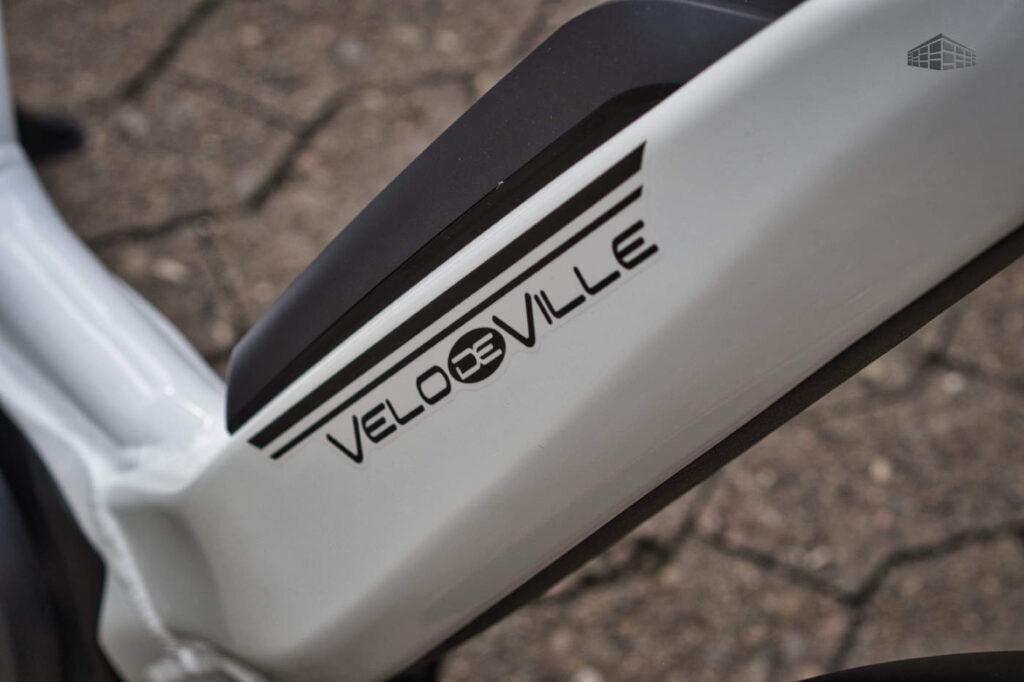 Velo De Ville - AEB 400 - Akku & Rahmen