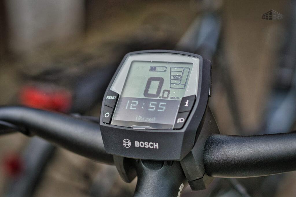 Velo De Ville - AEB 400 - Bosch Display