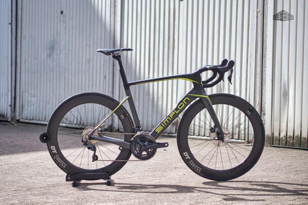 Simplon Pride - Carbon Rennrad
