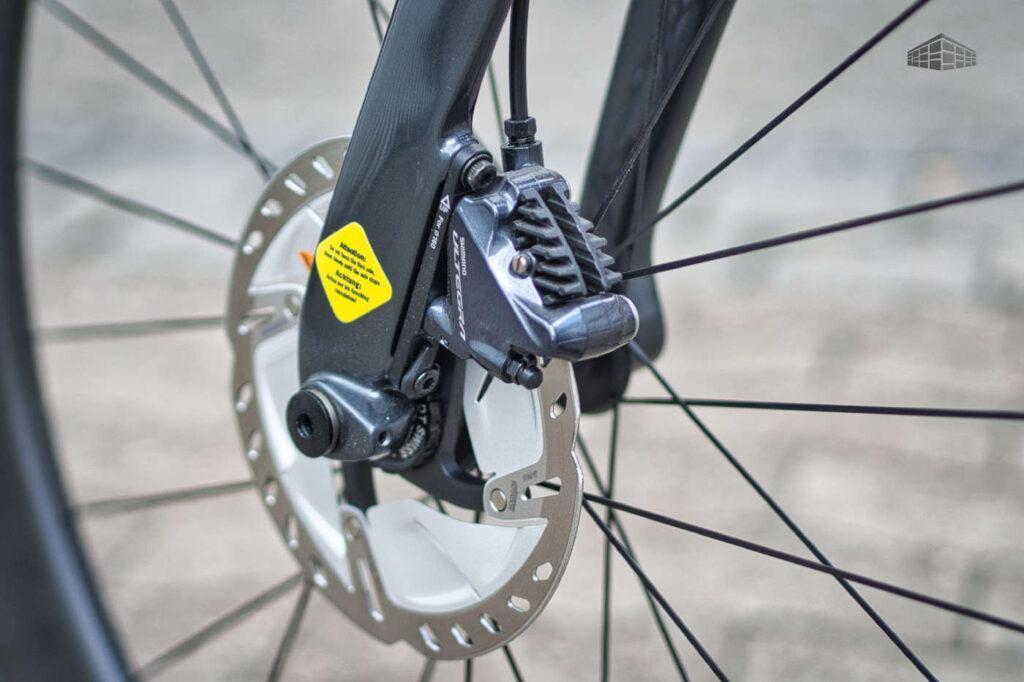 Simplon Pride - Carbon Rennrad - Ultegra Scheibenbremse 160mm