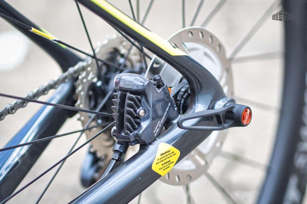 Simplon Pride - Carbon Rennrad - Ultegra Scheibenbremse 140mm