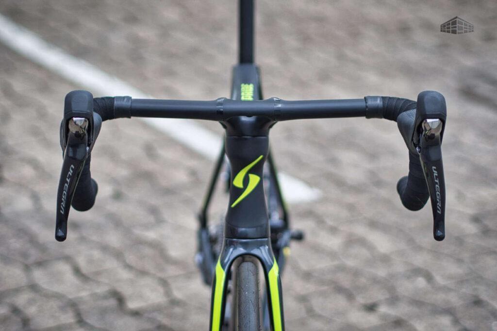 Simplon Pride - Carbon Rennrad Front