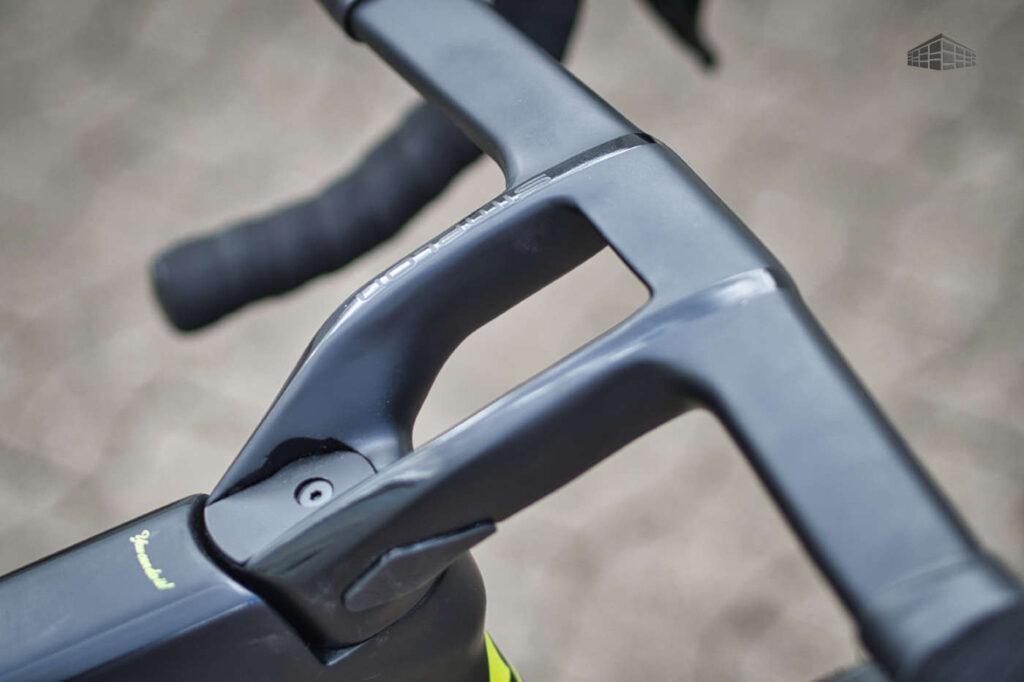 Simplon Pride - Carbon Rennrad - Lenker- Vorbaueinheit