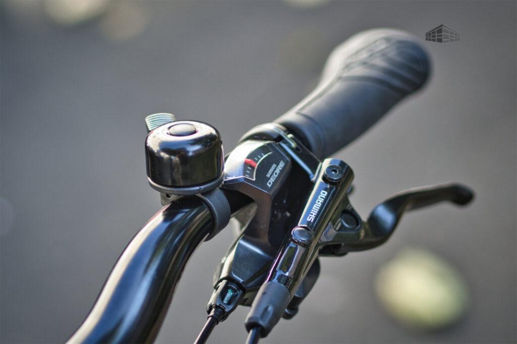 Contoura Fe-12 Tourenrad - Schalt- und Bremshebel
