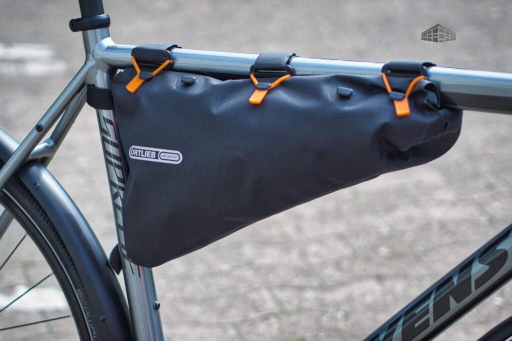 Ortlieb Bikepacking - Frame-Pack