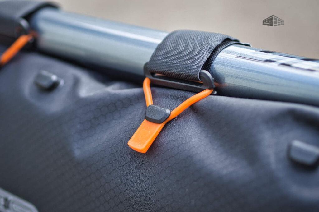 Ortlieb Bikepacking - Frame-Pack RC