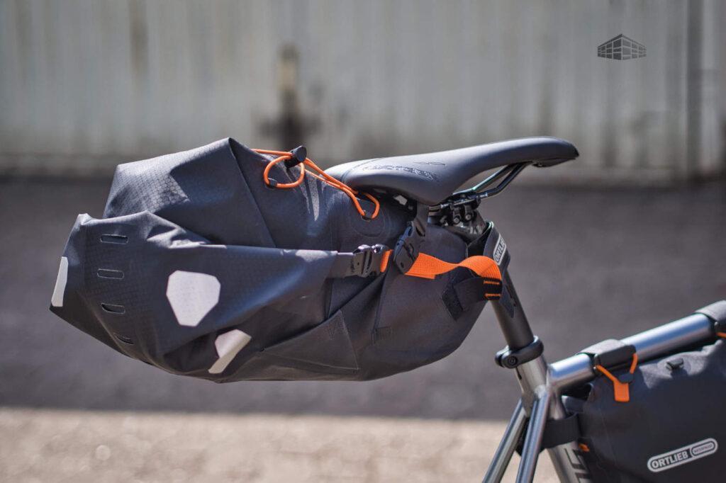 Ortlieb Bikepacking - Seat-Pack